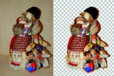 Удаление фона и обработка изображений 169 - kwork.ru