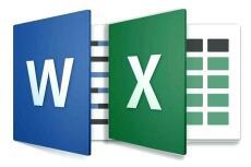 Выполню рутинную работу Excel, Word 16 - kwork.ru
