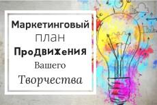Шаблон финансовой модели Бизнес - плана от Эксперта в Excel 22 - kwork.ru