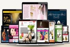 Создам хороший сайт на WordPress 3 - kwork.ru