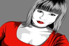 Сделаю портрет по фотографии в стиле Акварель 22 - kwork.ru