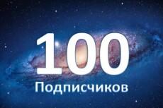 100 Репостов 5 - kwork.ru
