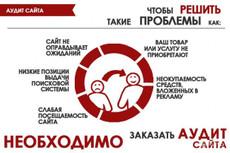 Технический SEO анализ для продвижения позиций сайта в поисковиках 24 - kwork.ru