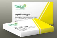 Сделаю дизайн визитки 5 - kwork.ru