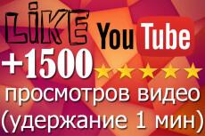 +300 соц. сигналов на страницу сайта. Живые люди ВК, ОК, FB, TW 11 - kwork.ru