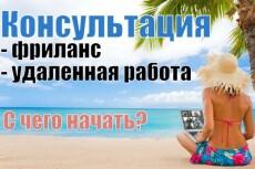 обучение, как стать блоггером за месяц 9 - kwork.ru