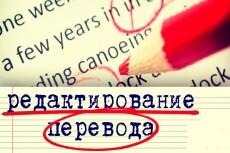 Вычитка, корректура реферата, курсовой, диплома ВКР 16 - kwork.ru