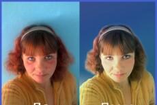 Оцветнение 5 фото 5 - kwork.ru