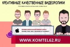 Сделаю видеофильм 6 - kwork.ru