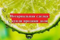 Пакет документов для Регистрации ООО, ИП 3 - kwork.ru