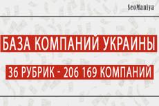 База компаний России - Транспортная сфера, Грузовые перевозки 36 - kwork.ru