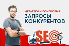 Семантическое ядро для сайта и контекста 26 - kwork.ru