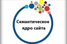 Соберу огромное семантическое ядро - до 40 000 ключей 32 - kwork.ru