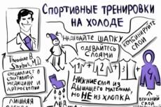 Нарисую скетч 23 - kwork.ru