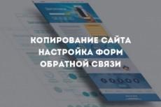 Сделаю копию Landing Page и размещу ее на хостинге 6 - kwork.ru