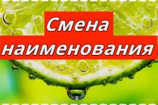 Создам документы для регистрации ООО 22 - kwork.ru