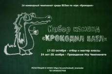 Сделаю плакат, постер или афишу по вашему ТЗ 30 - kwork.ru