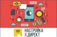 Настрою Яндекс. Директ + метрика и цели в подарок 46 - kwork.ru