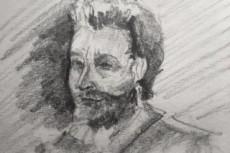Напишу CG-Портрет или скетч 21 - kwork.ru