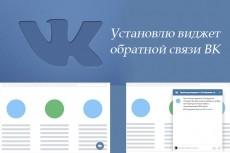 Установлю на сайт виджет 13 - kwork.ru