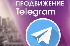 1000 русских подписчиков с просмотрами на telegram 6 - kwork.ru