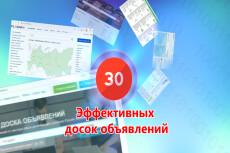 Объявление на строительных ресурсах ТИЦ 8 - kwork.ru