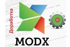 Настрою вывод метатегов в шаблоне MODx EVO 4 - kwork.ru