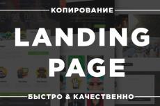 Прикручу Админку к любому готовому лендингу 7 - kwork.ru