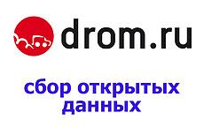 Сбор номеров телефонов с доски объявлений Avito 28 - kwork.ru