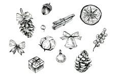 Векторные иллюстрации, скетчи 10 - kwork.ru