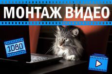 Монтаж и обработка видео любой сложности. YouTube, VK, Instagram 8 - kwork.ru