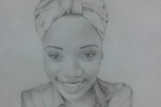 Нарисую портрет карандашом 15 - kwork.ru