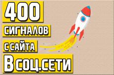 400 качественных репостов вашего видео YouTube в разные соц. сети 12 - kwork.ru