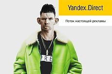 Создание и настройка рекламы под ключ на Поиск - Яндекс Директ 17 - kwork.ru
