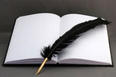напишу для вас текст. Сочинение. Рассказ. Сказку. Стихотворение. только одно 4 - kwork.ru