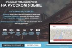 Решу любые проблемы с Wordpress 20 - kwork.ru