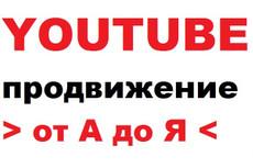 Консультация по работе с YouTube 18 - kwork.ru