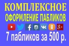 Наполню ваш сайт тематическим контентом 3 - kwork.ru