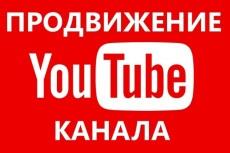 Подписчики в Youtube 17 - kwork.ru