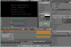 Создам 3d модель в Blender. Опционально - сделаю скелет и анимацию 22 - kwork.ru