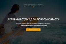 Разработаю Landing Page 20 - kwork.ru