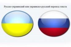 Переведу с украинского на русский и наоборот 20 - kwork.ru