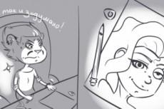 Создание 2D персонажа - маскота 19 - kwork.ru