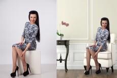 Профессиональная ретушь 3 - kwork.ru