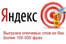 Семантическое ядро для сайта, Директа. До 500 запросов 11 - kwork.ru