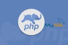 Напишу небольшие скрипты на PHP 14 - kwork.ru
