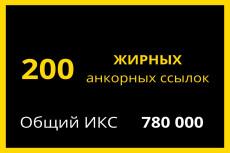 45 ссылок на отборных сайтах 33 - kwork.ru