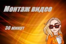 Монтаж видео, наложение эффектов, и многое другое 17 - kwork.ru