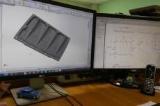 Создание 3d моделей любой сложности по вашим чертежам или эскизам 3 - kwork.ru