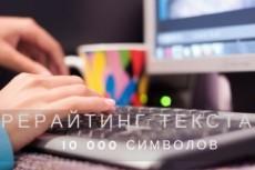 Напишу сценарий для рекламного ролика 24 - kwork.ru